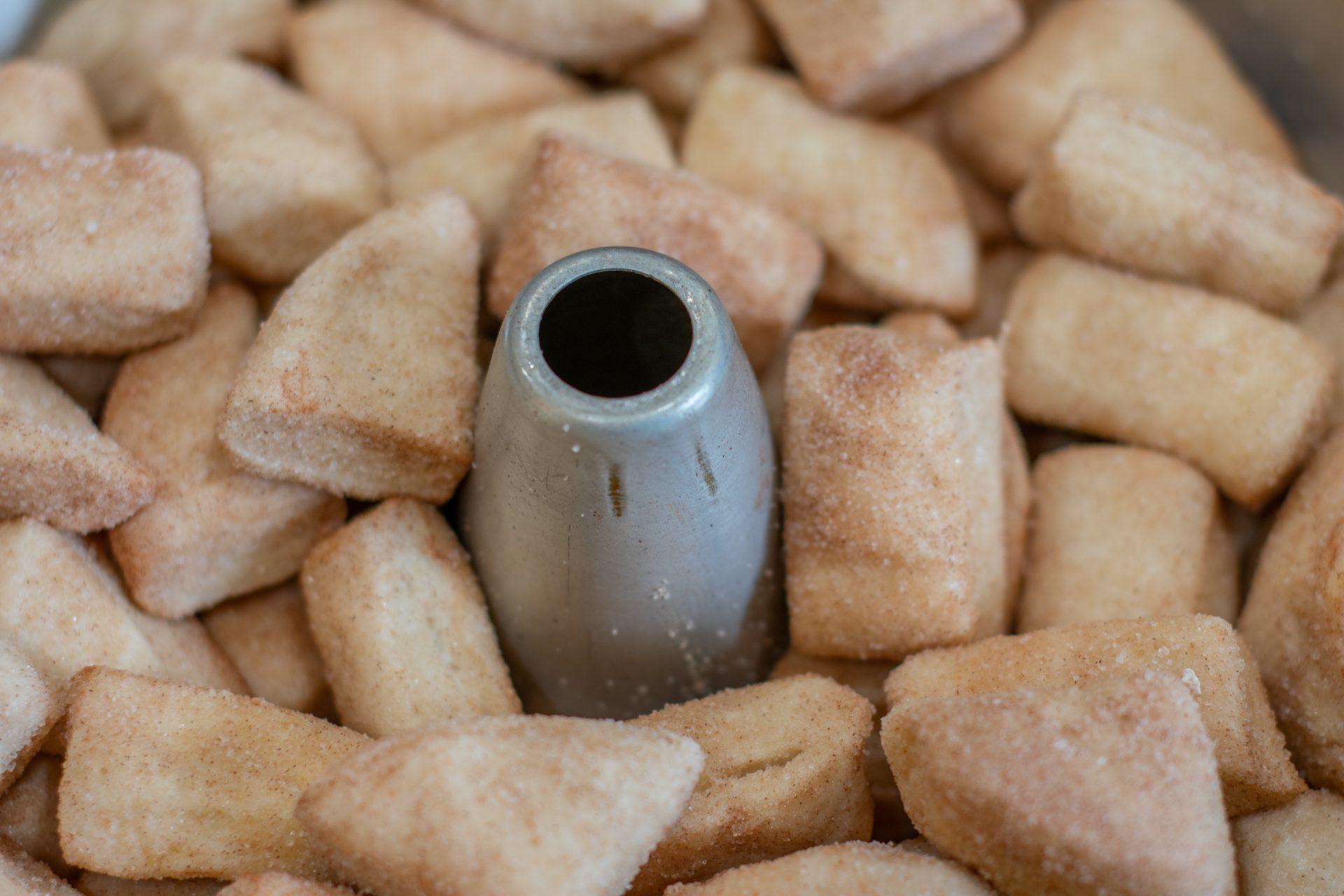 biscuits in bundt pan